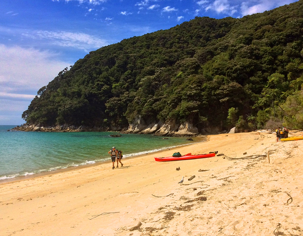 MoaTrek Abel Tasman Walking NZ Tours