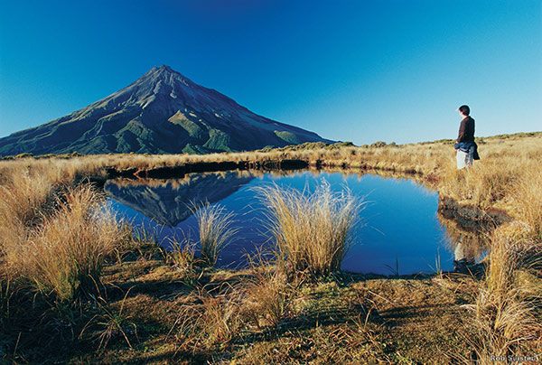 Mt Taranaki in Egmont National Park - Rob Suisted