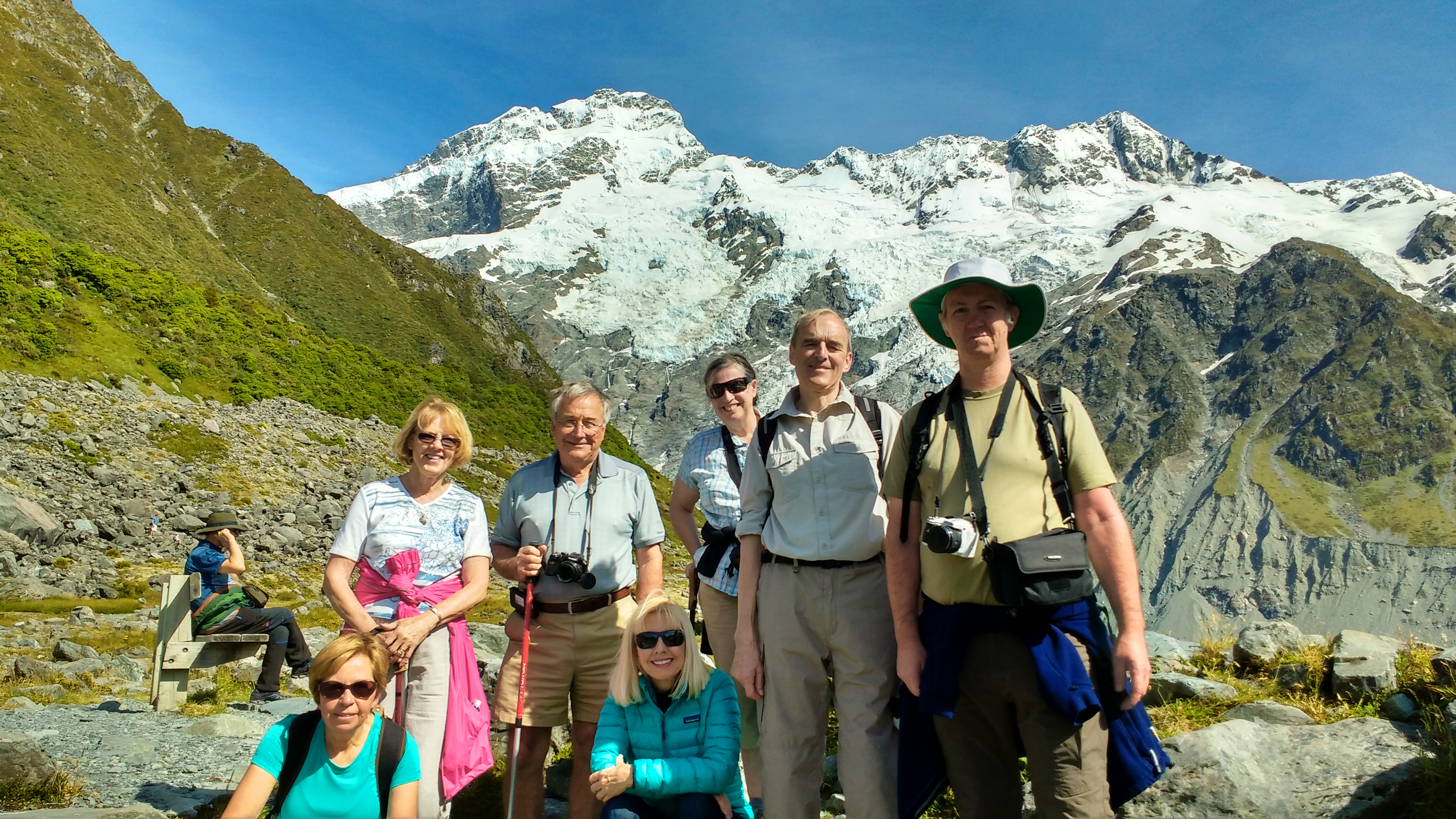 Walking and hiking tours