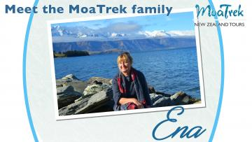 Meet the MoaTrek Family - Ena