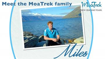 Meet the MoaTrek Family - Miles