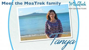 Say hi to Tanya from MoaTrek - Intro Video