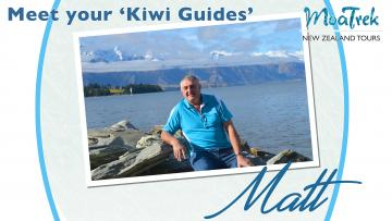 Meet your MoaTrek Kiwi Guide Video - Matt