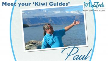 MoaTrek Kiwi Guide Intro Video - Paul
