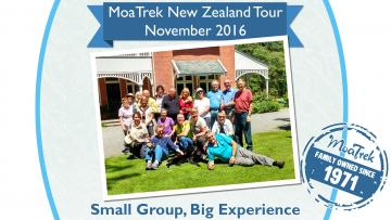 MoaTrek Tour Gallery Cover Page - New Zealand Small Group Tours