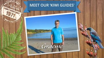 MoaTrek Kiwi Guide Intro Video - Graeme