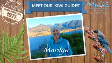 MoaTrek Kiwi Guide Intro Video - Marilyn