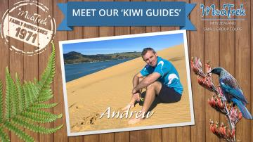 MoaTrek Kiwi Guide Intro Video - Andrew