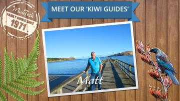 MoaTrek Kiwi Guide Intro Video - Matt