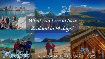 Video Cover for our short video What can I see in New Zealand in 14 days?