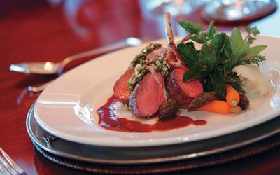Experience the exquisite cuisine of New Zealand
