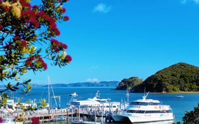 Paihia Wharf, Bay of Islands