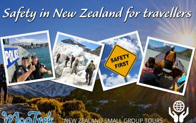 Safety in New Zealand for travellers