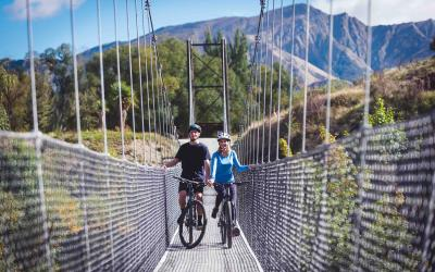 Queenstown Bike the Bridges