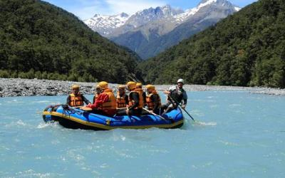 Queenstown Kawarau River Rafting