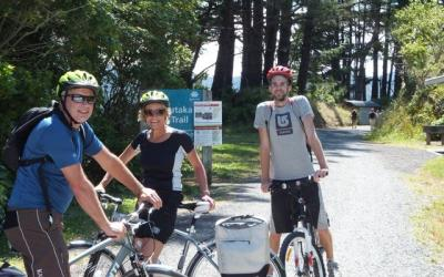 Wellington Rimutaka Inclined Unguided Bike Tour