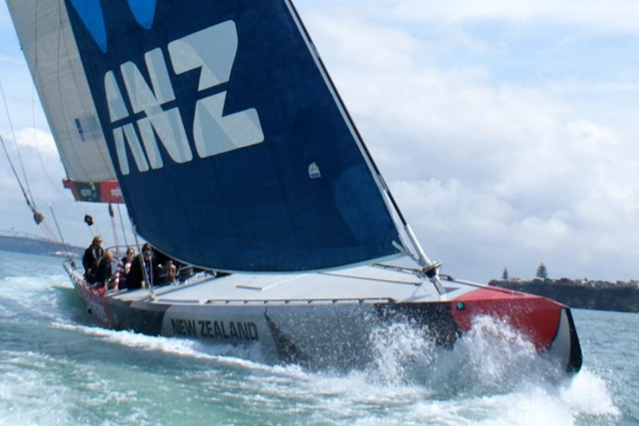 Auckland America's Cup Sailing