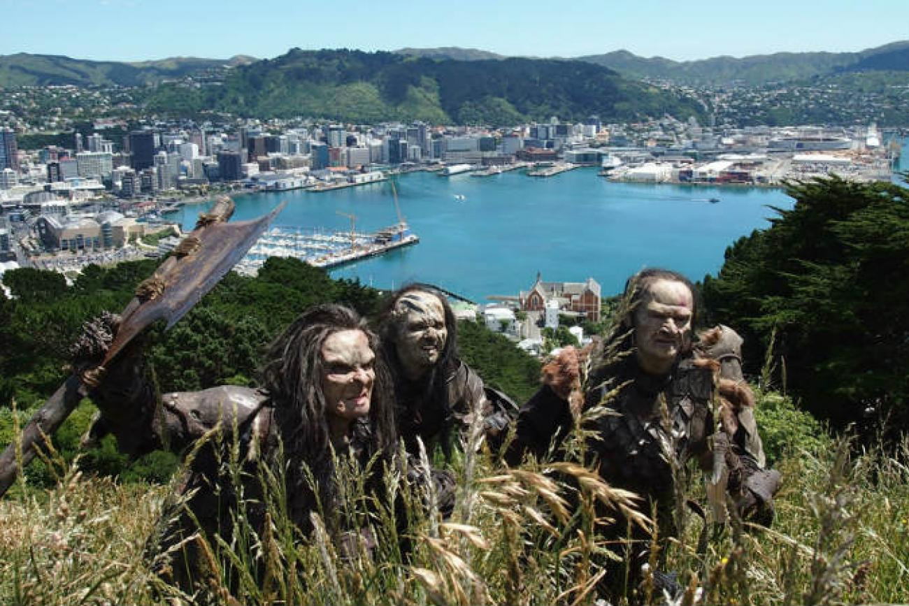 Lord of the Rings Wellington Tour