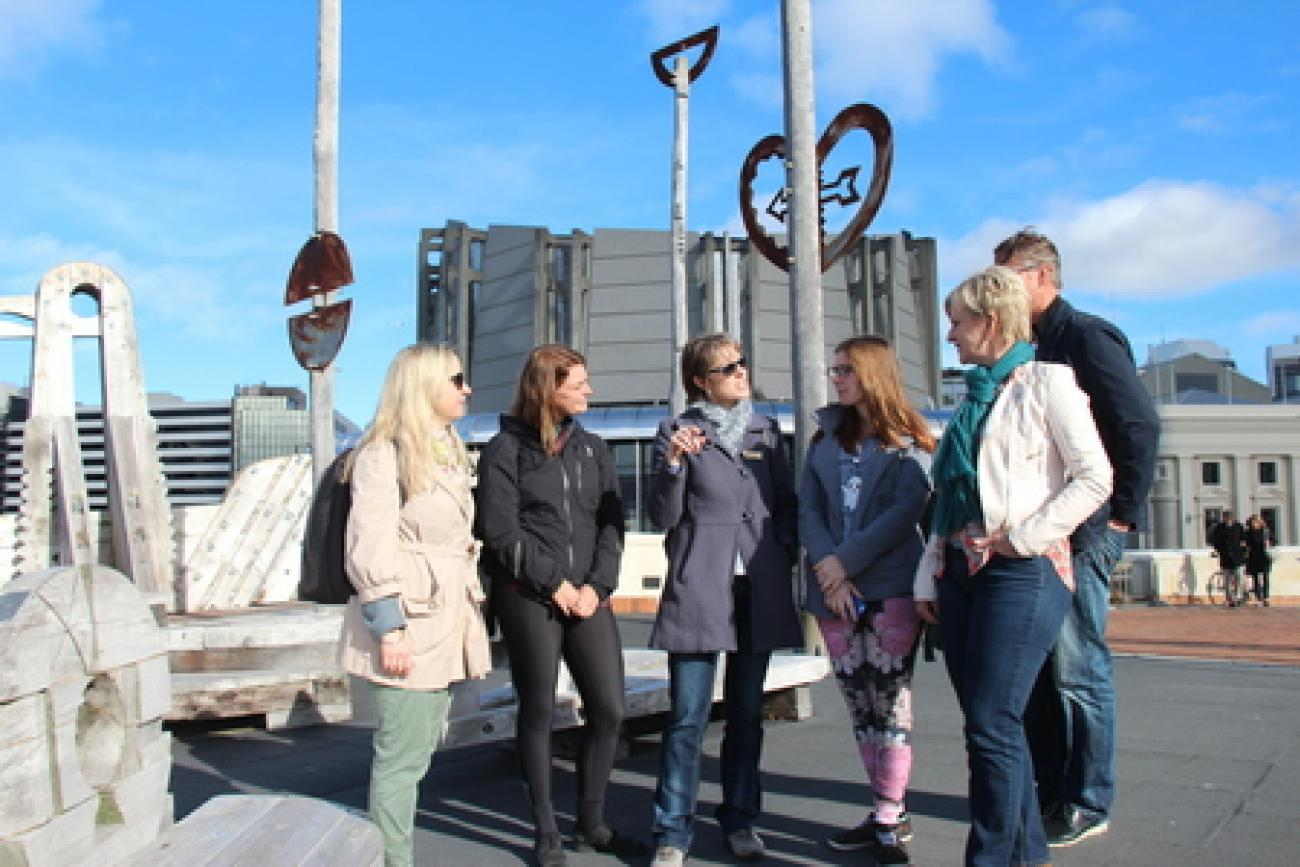 Wellington Capital Taste Walking Tour