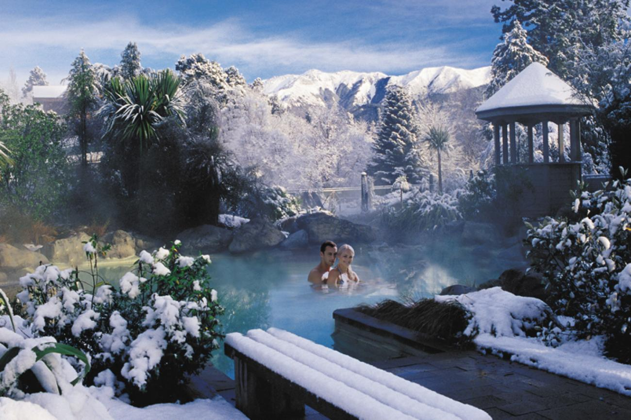 Hanmner Springs Thermal Hot Pools