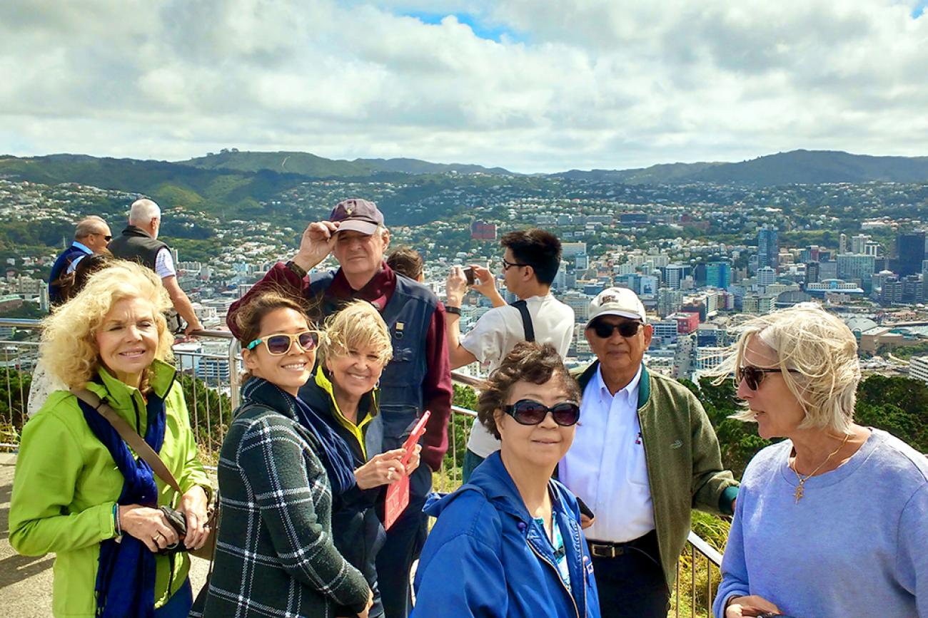 Mt Victoria Lookout Wellington