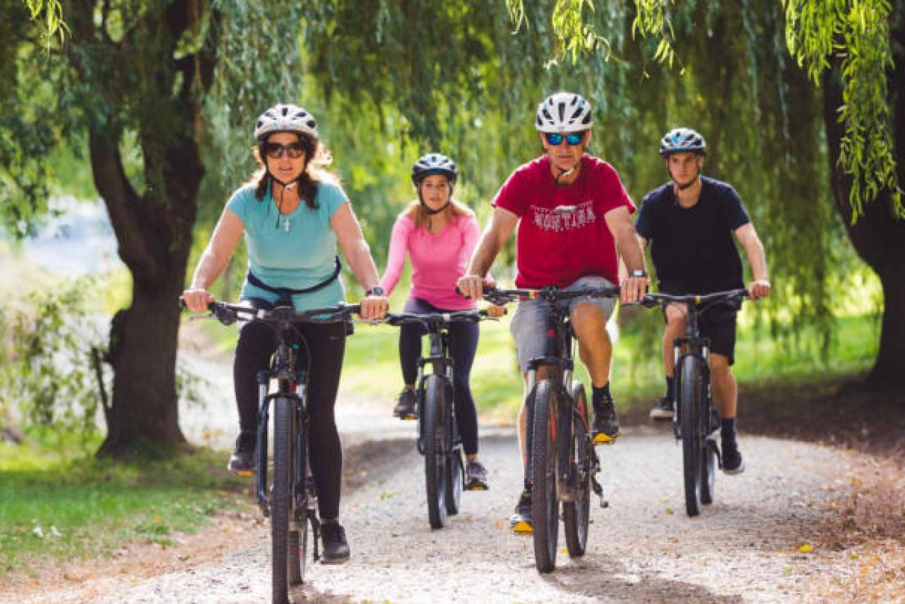 Discover Queenstown by Bike