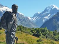 Small Group New Zealand Tours Edmund Hillary