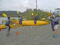 Small Group New Zealand Tours Kayak