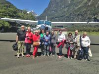 Small Group New Zealand Tours Airplane