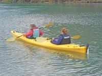 Small Group New Zealand Tours Okarito Kayak