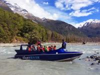 Dart River Jet  Queenstown - MoaTrek Small Group Tours