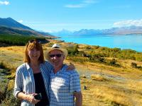Views at Mount Cook- MoaTrek Tour Gallery