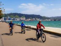 Exploring Wellington by eBike