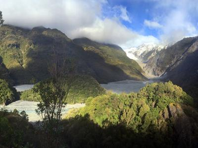 Franz Josef Glacier views