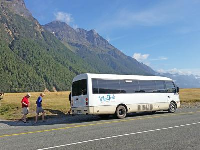Small Group New Zealand Tours Road To Milford