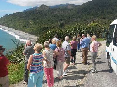Small Group New Zealand Tours Coast