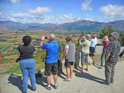 Small Group New Zealand Tours Crown Range