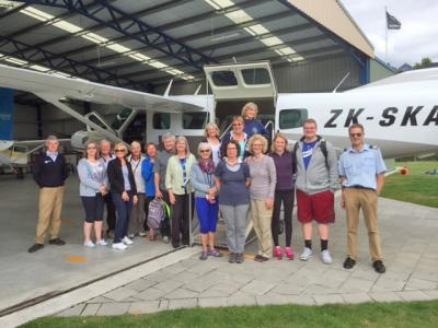 Small Group New Zealand Tours Flying Milford