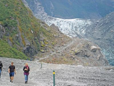 Small Group New Zealand Tours Fox Glacier