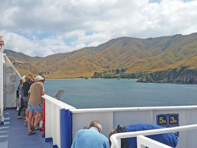 Small Group New Zealand Tours InterIslander
