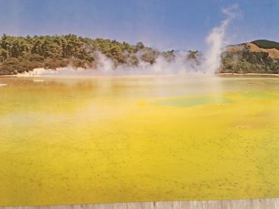 Small Group New Zealand Tours Wai O Tapu