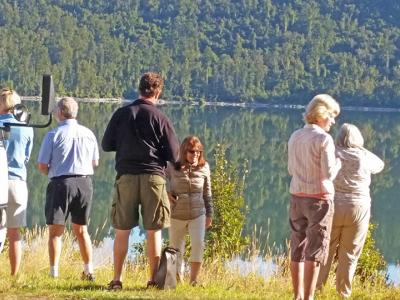 Small Group New Zealand Tours West Coast Lake