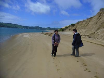 Small Group New Zealand Tours Dunes
