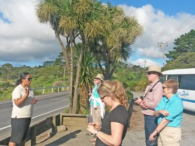 Small Group New Zealand Tours Footprints Hokianga