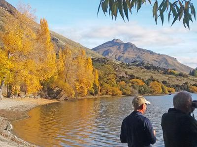 Small Group New Zealand Tours Glendhu Bay Wanaka