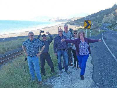 Small Group New Zealand Tours Kaikoura