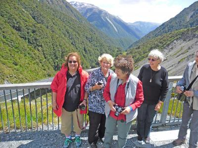 Small Group New Zealand Tours Milford Road