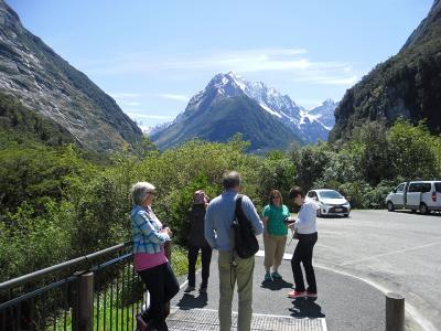 Small Group New Zealand Tours Milford Sound