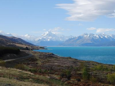 Small Group New Zealand Tours Mount Cook