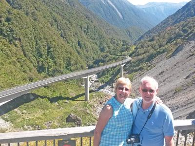 Small Group New Zealand Tours Road